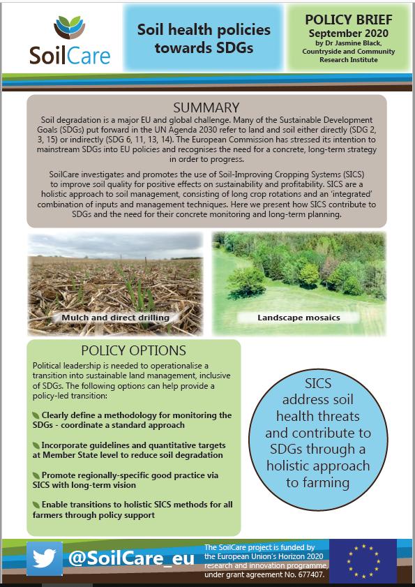 SDG: s förstasidesbild