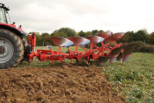 Controle de seção de arado