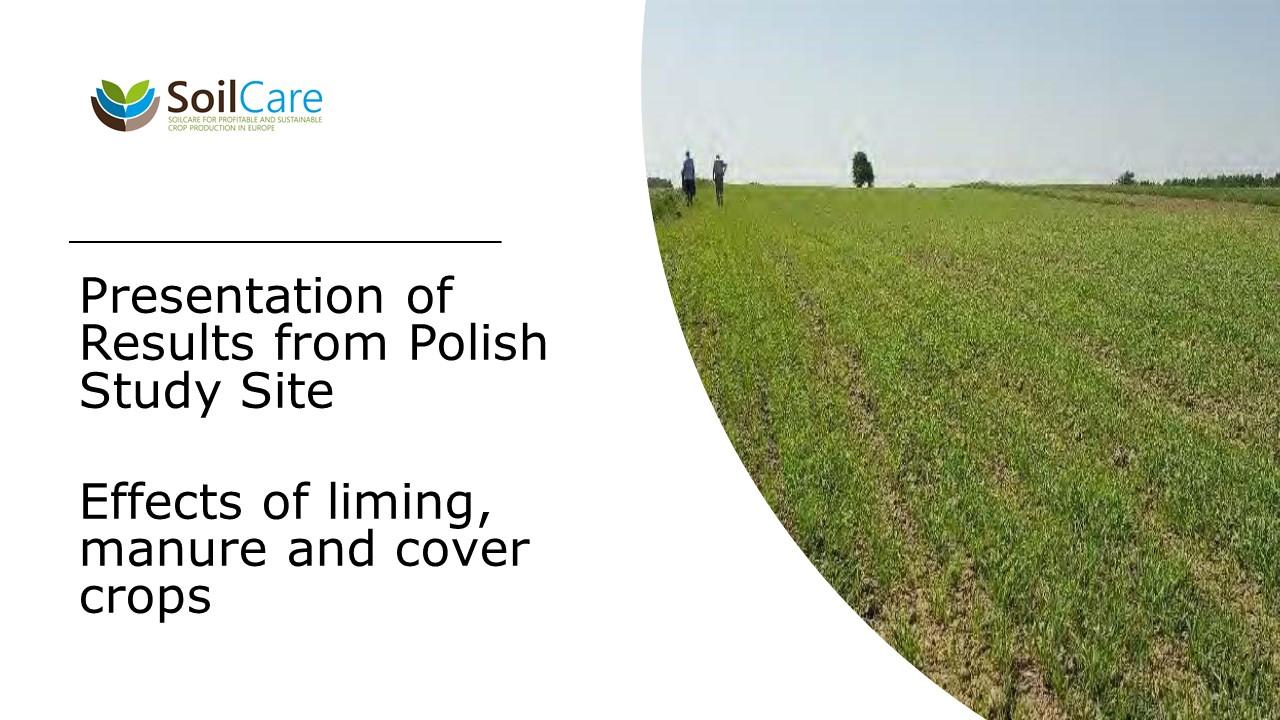 SoilCare videó borító dia Lengyelország final conf