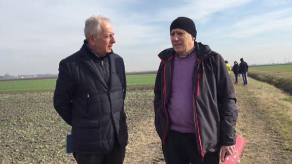 Entrevista con asesor agrícola de las SS italianas
